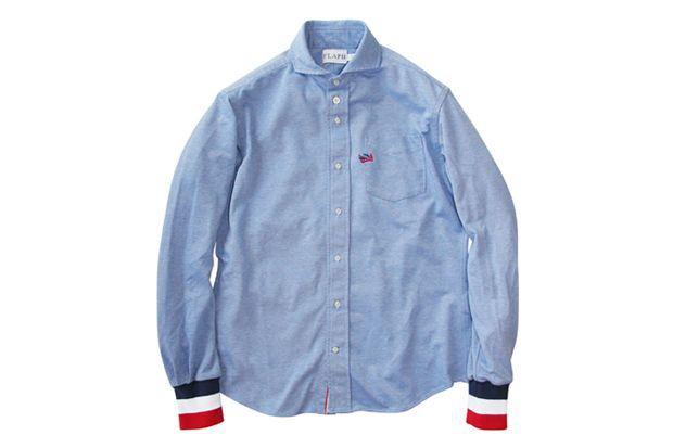 Barneys NYC x FLAPH Bespoke Shirt- I will mos def rock this