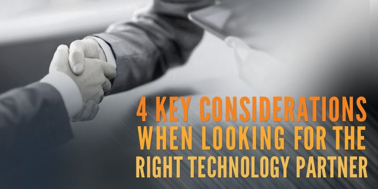 """""""Do more with less"""" - technology achieves this and it's not just for big businesses anymore... Technology advances now also allow small and medium organisations to benefit and ride the enterprise technology wave! Our expert blogger Gregg Anderson discusses 4 key considerations to help you identify the right technology partner for your needs, so you can access """"top class"""" technology #technology #data #digitalchannels #SecureEsp #email"""