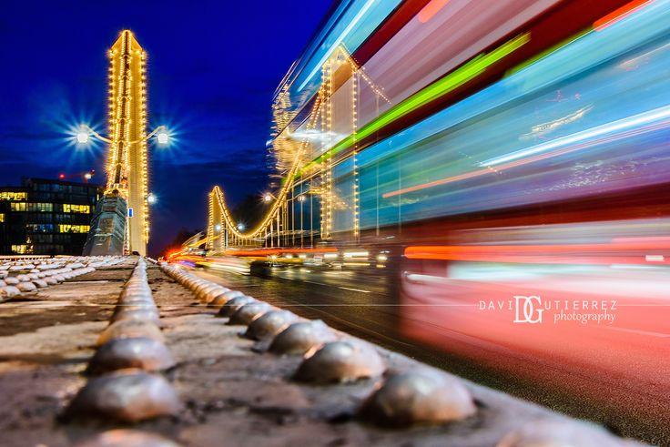 """Binding Energy"" Chelsea Bridge, London, UK. Image by David Gutierrez Photography, London Photographer. London photographer specialising in architectural, real estate, property and interior photography. http://www.davidgutierrez.co.uk #realestate #property #commercial #architecture #London #Photography #Photographer #Art #UK #City #Urban #Beautiful #Interior #Arts #Cityscape #Travel #Building #Interiors #Indoor #Chelsea #ChelseaBridge #Bridge"