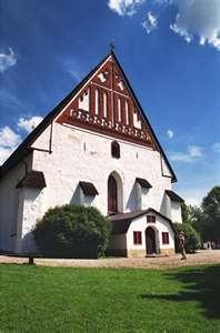 Church, Porvoo, Finland Photo