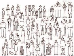 igualdad de genero para niños para colorear - Buscar con Google