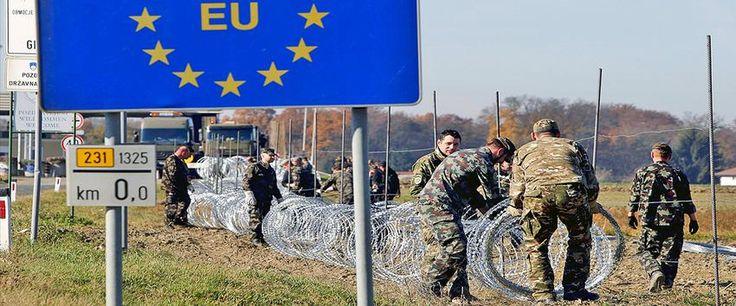 Σύνορα ερμητικά κλειστά-Το σχέδιο της ΕΛ.ΑΣ. για την εκκένωση της Ειδομένης
