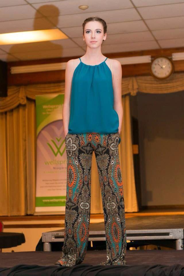 "SMTM Model ""Carlyn. S"" @ the Let Them Shine Fashion Show 2013"