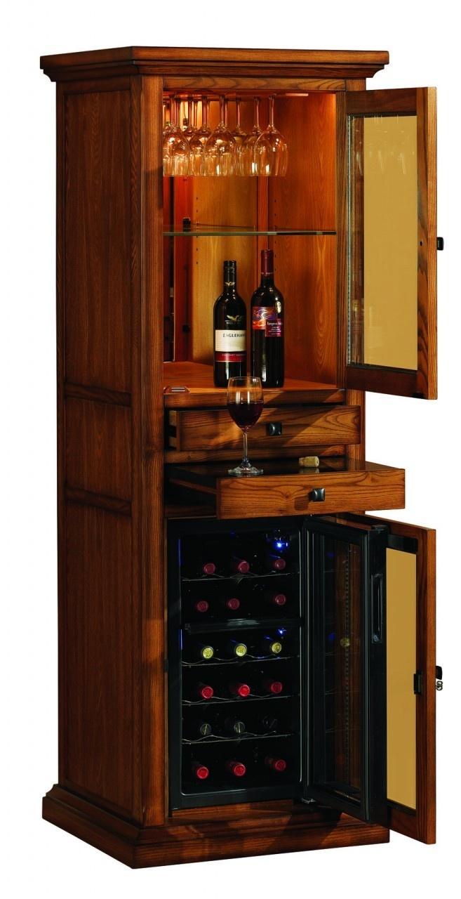 Tresanti Amalfi Dual Zone Wine Cabinet And Cooler