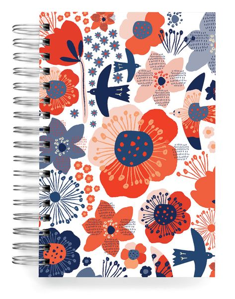 Journal Daily Notebook: Lined Blank Journal Book for writing, 6 x 9, 150 Pages, positive affirmations (One Day At A Time)