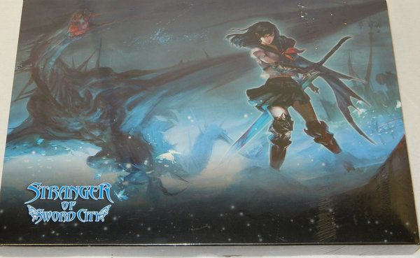Stranger of Sword City - Limited Edition (PS Vita)