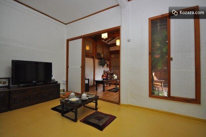 Sopoong Guest House [Room 01. An-bang]