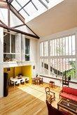 Superbe loft d'artiste à louer meublé dans le 7ème - L'Atelier - L'Agence de Paris