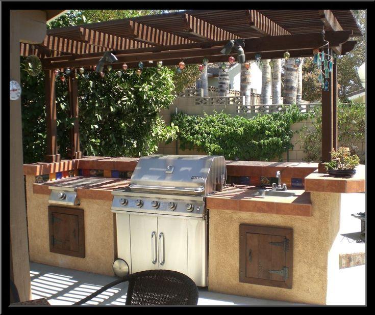 Best 25+ Backyard bbq pit ideas on Pinterest   Diy bbq ...