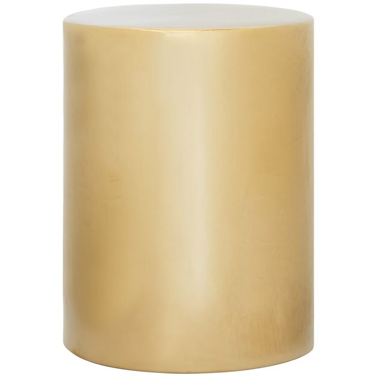 Gold Stool Price R2 195 Gold Stool      Overview     Details  This gold stool is made of stoneware and offers alternative seating in any room.
