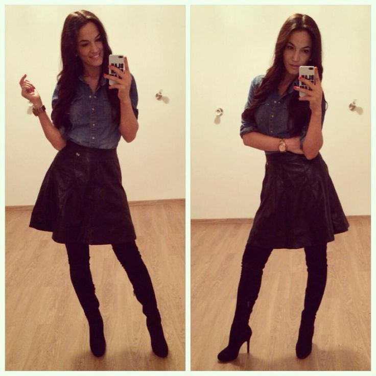 casual and elegant too ::: zita debreceni