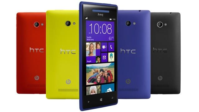 HTC 8X - Lux-Case.fi