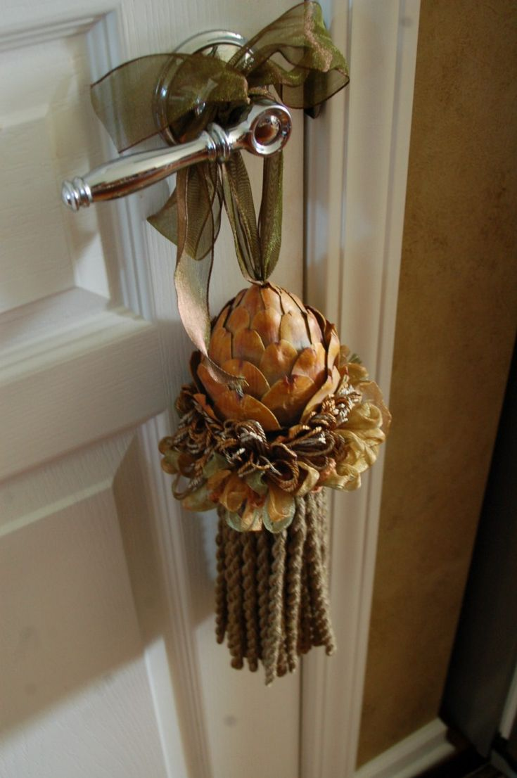 Love These Hand Crafted Tassels   Available For Purchase