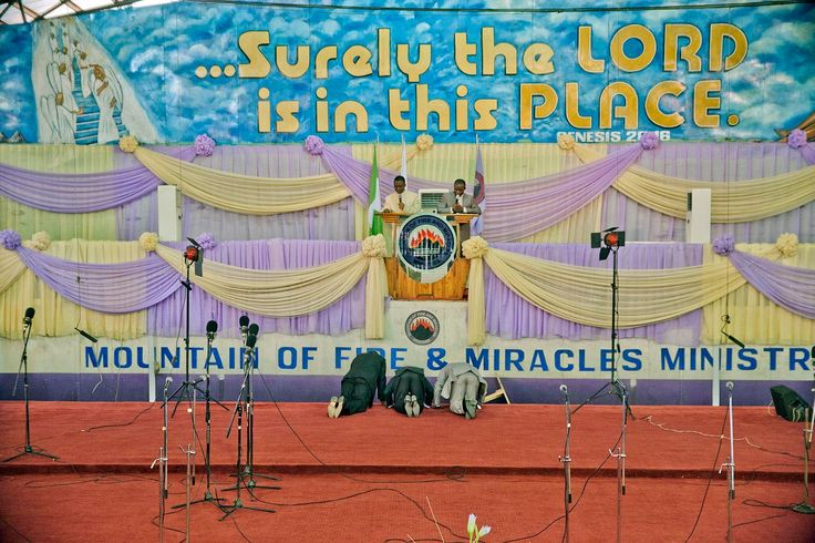 nigerian pentecostal movement