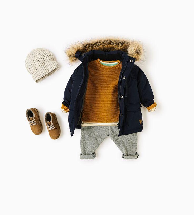 -SHOP BY LOOK-BABY BOY | 3 months-4 years-KIDS | ZARA United Kingdom