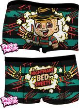 Period Panties - Nightmare Bed Sheets Boyshort - Buy Online Australia – Beserk