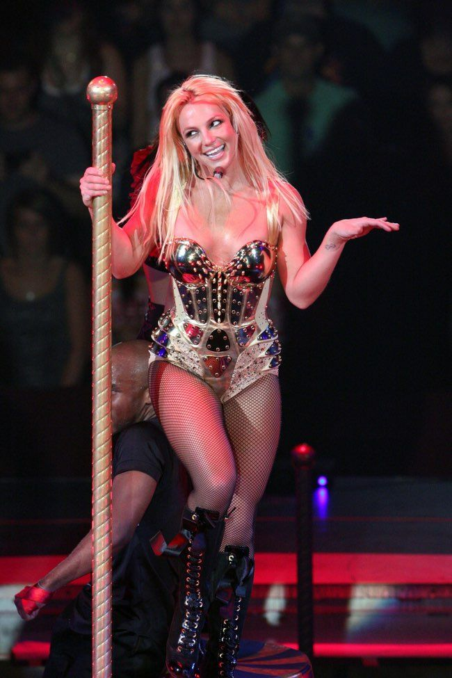 Britney Spears is listed (or ranked) 7 on the list The Greatest Gay Icons in Music