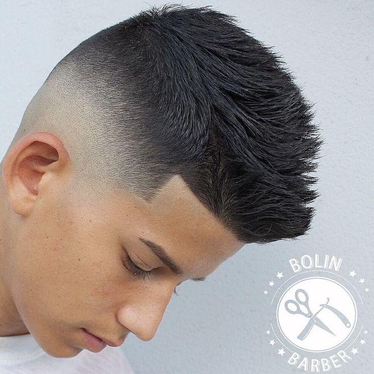 Haircut by bolinbarber http://ift.tt/1QqQyMS #menshair #menshairstyles…