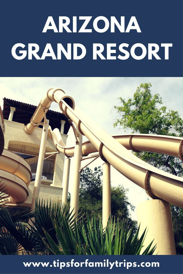 Our family-tested review of the Arizona Grand Resort and Spa in Phoenix, Arizona…