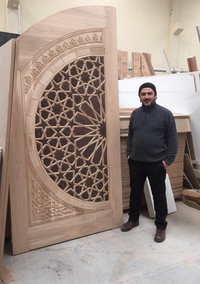 cnc design for door  | 375 x 500