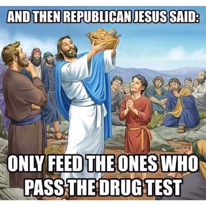Republican Jesus is the worst Jesus