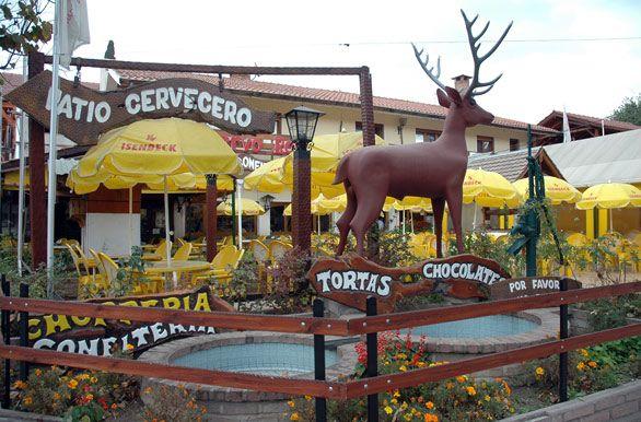 ANTIGUA CERVECERIA- Villa General Belgrano - Cordoba