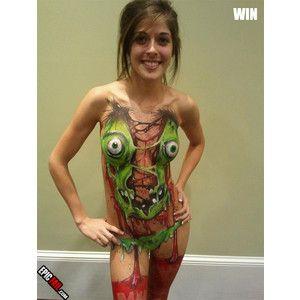 pics of nude zombie bitches