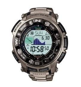Casio Protrek PRW2500T-7 Triple Sensor Altimeter Watch
