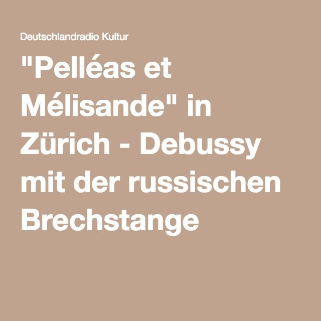 """Review on Deutschlandradio Kultur: """"Altinoglu's orchestra plays transparently and elegantly, and the singers on stage follow with corresponding expression and timbre. Above all, Corinne Winters, who, as an inconspicuous drug addict, exudes the fascination of a very exceptional woman in every moment."""" (Zurich, Switzerland)"""