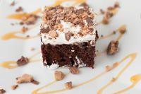 Heavenly Heath Bar Cake