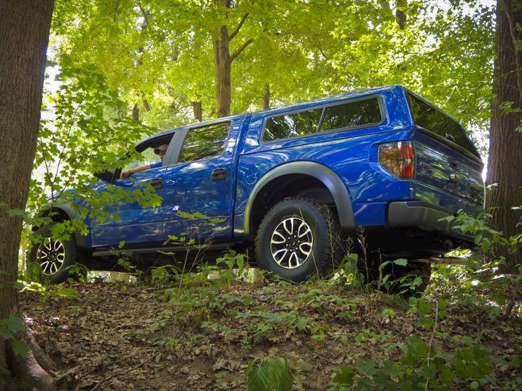 X Series Truck Cap  - Ford Raptor | Year Range: 2008 - Current