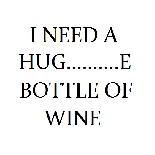 haha, but hugs work too//