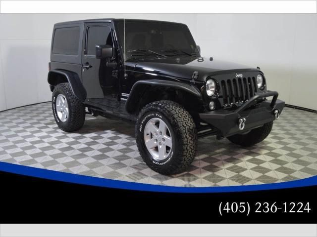 Best Jeep Wrangler Oklahoma City