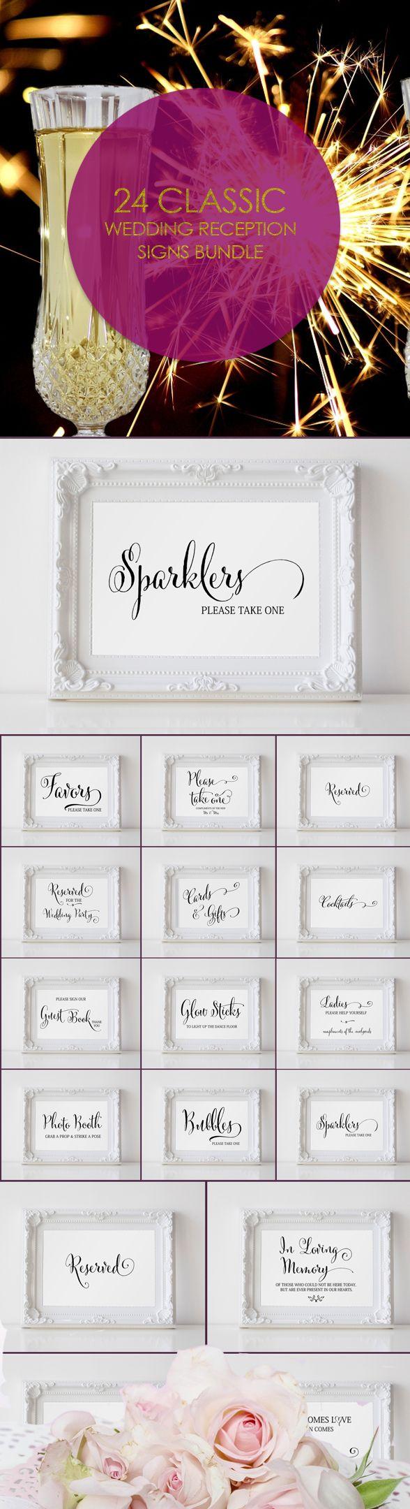 Sparklers wedding favor sign Part of the