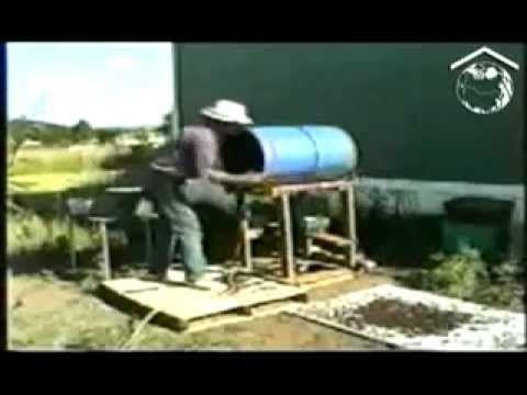 Сергей Абрамкин: Семена в глине (пермакультура Фукуока).flv