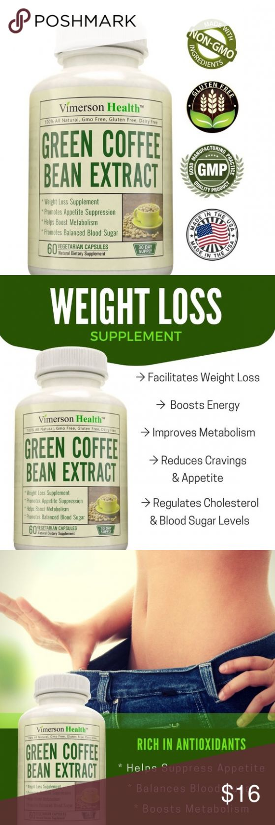 Natural Green Coffee Bean Extract Weight Loss Green Coffee