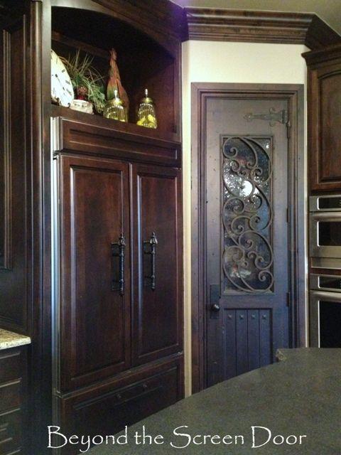 19 Best Images About Custom Fridge Doors Ideas On