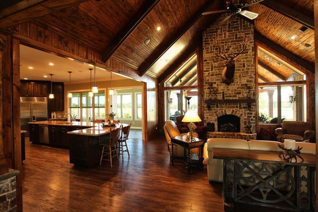 ranch house interior remodel before and after, ranch house ...