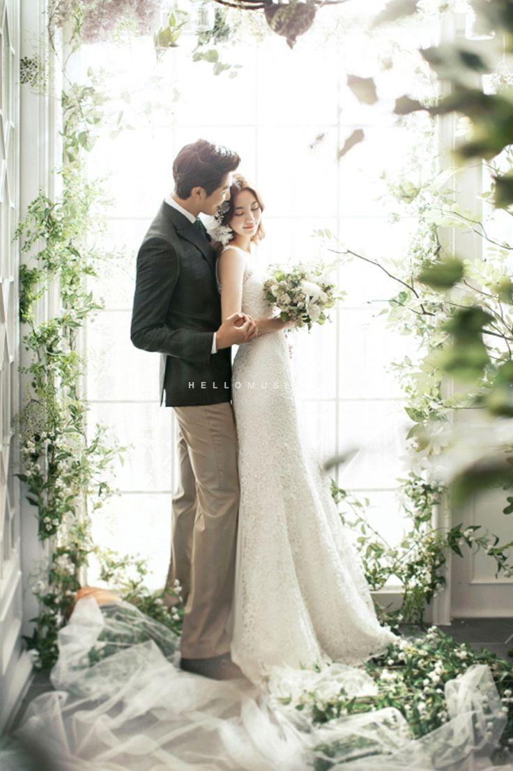 Korea pre wedding photo shoot package indoor