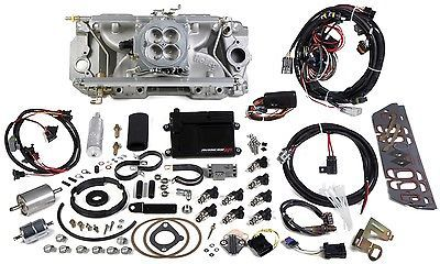 Holley Performance 550-831 Avenger EFI Multi-Point Fuel Injection System