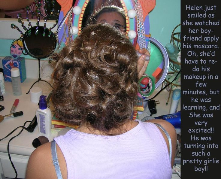 Learning Tg Captions Hair And Makeup Pinterest