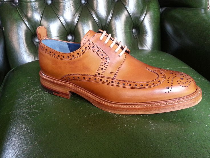 Barker Bailey Brogue new for A/W13