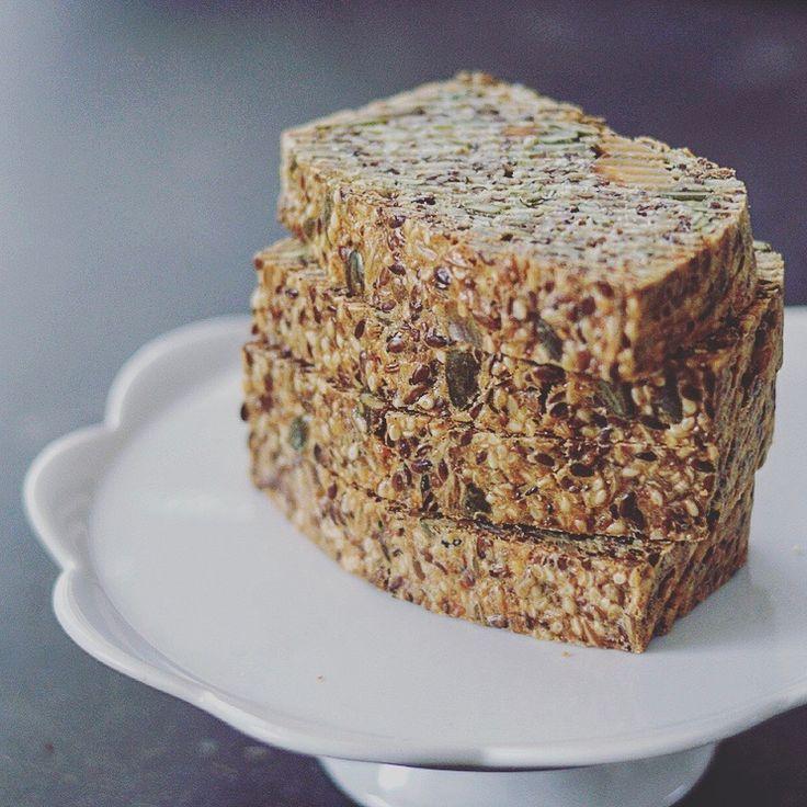 Yummy Mummy Foodie: PALEO BREAD