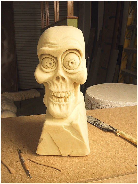Best foam sculpting images on pinterest halloween