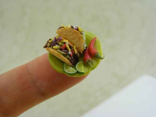 Taco day for fairies.