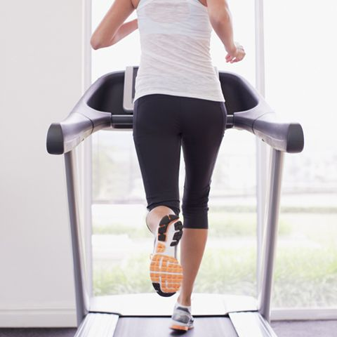 20-Minute Treadmill Workout.