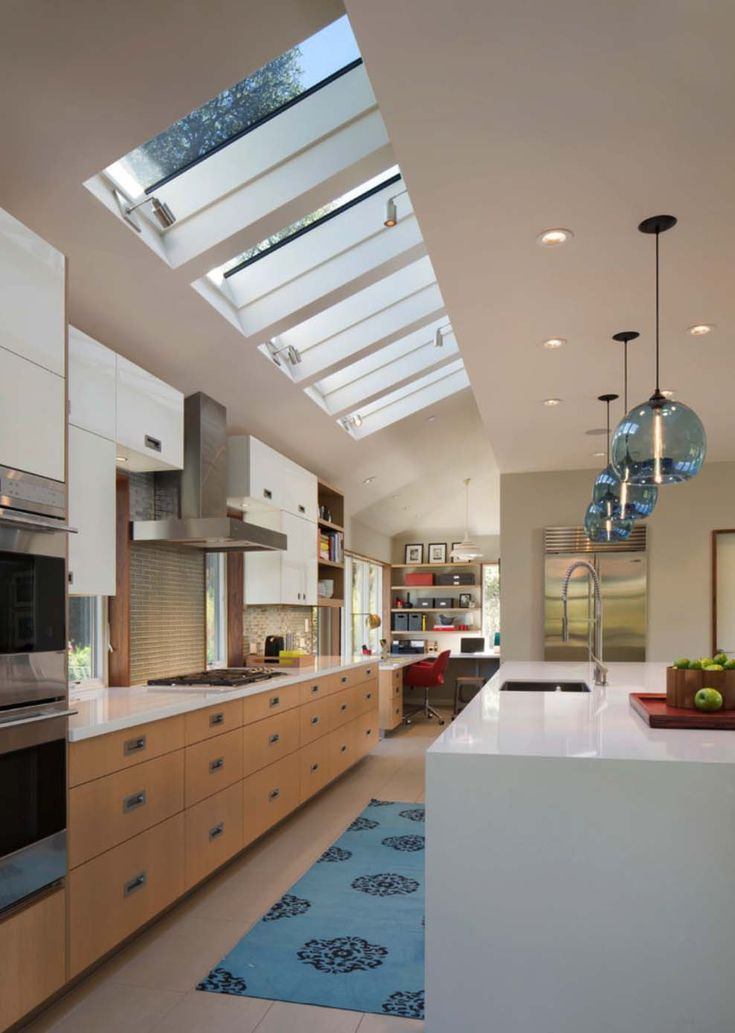 Ranch-style home transformed into dynamic space for energetic family