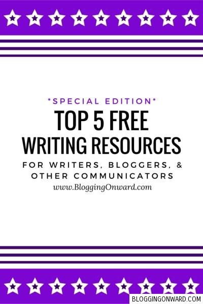 Top 5 Free Writing Tools for Bloggers and Freelancers - Blogging Onward
