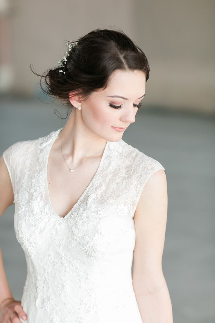 549 best Bridal Hairstyles images on Pinterest
