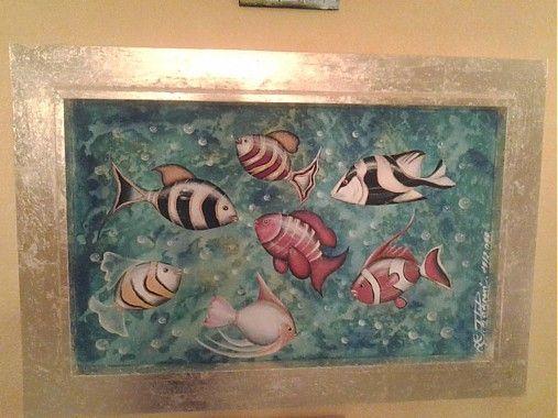 lajra / carovne rybjenky
